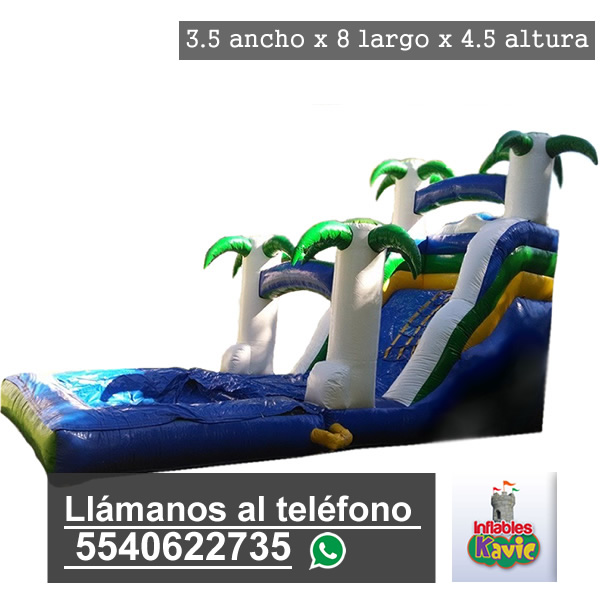 renta de juego inflable inflable-acuatico la playa naucalpan | Inflables Kavic