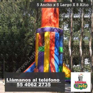 01 renta de juegos inflables naucalpan el paracaidas