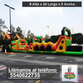 combo inflable azteca 2bloques | Naucalpan | Kavic